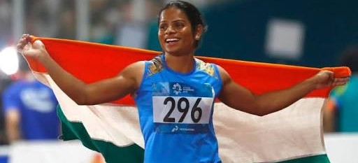 Asian Games 2018: Dutee Chand wins silver in women's 100m race