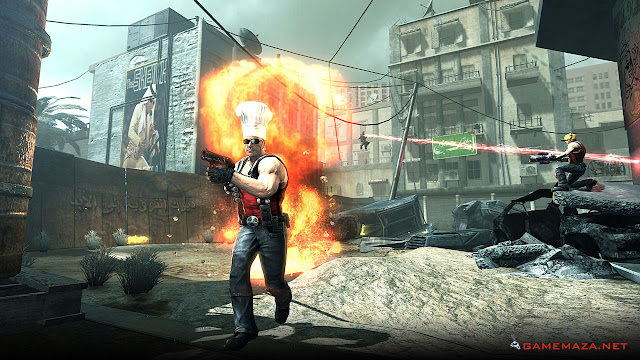 Duke Nukem Forever Gameplay Screenshot 6