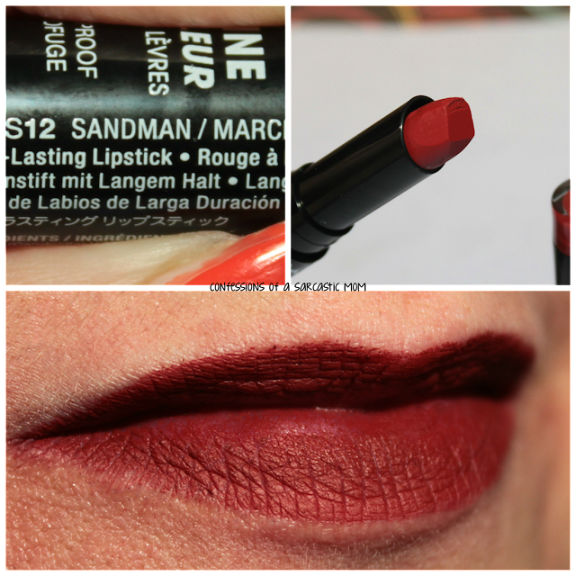 NYX Full Throttle Lipstick in Sandman