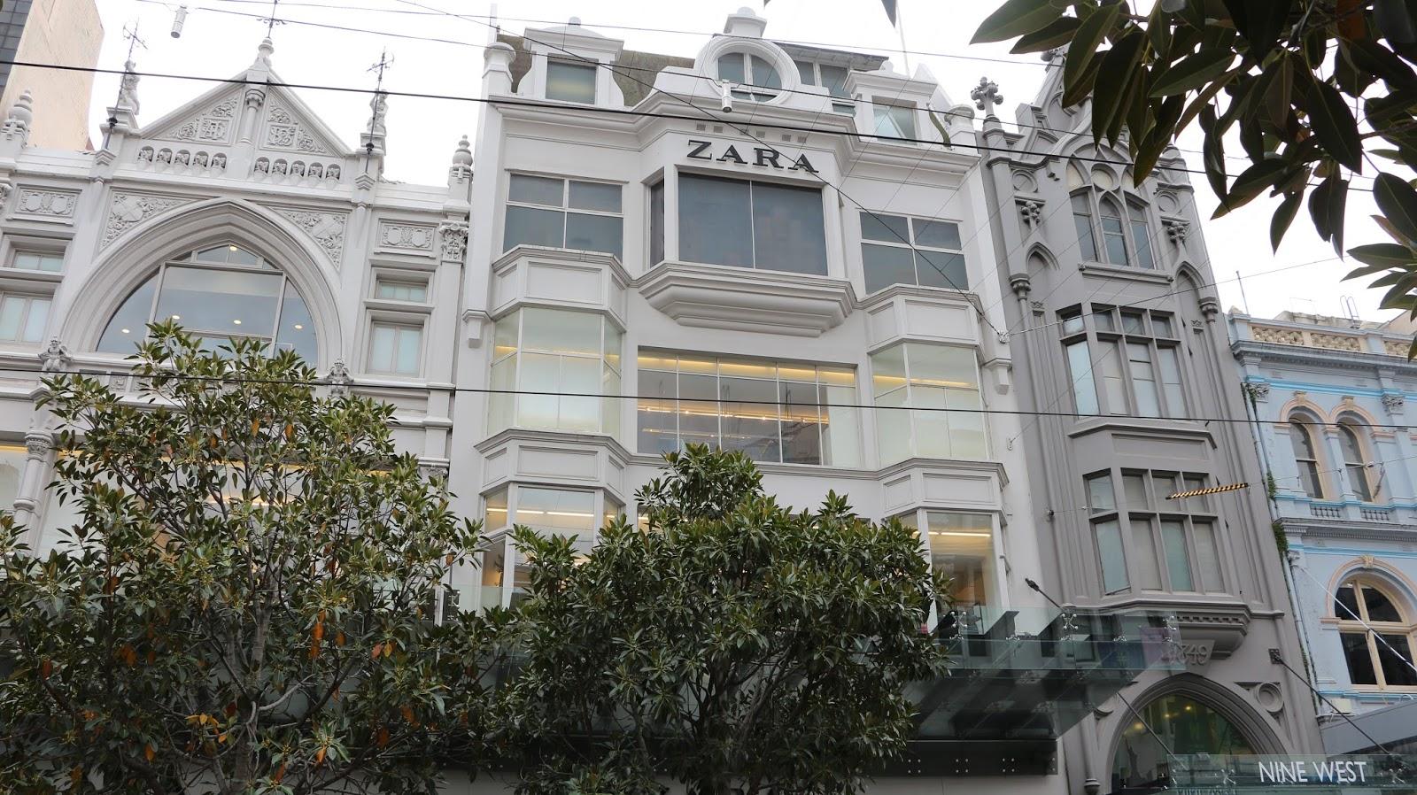Zara Melbourne