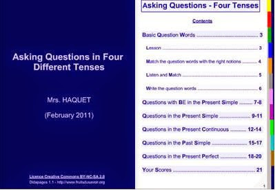 Image result for interactive book: asking questions