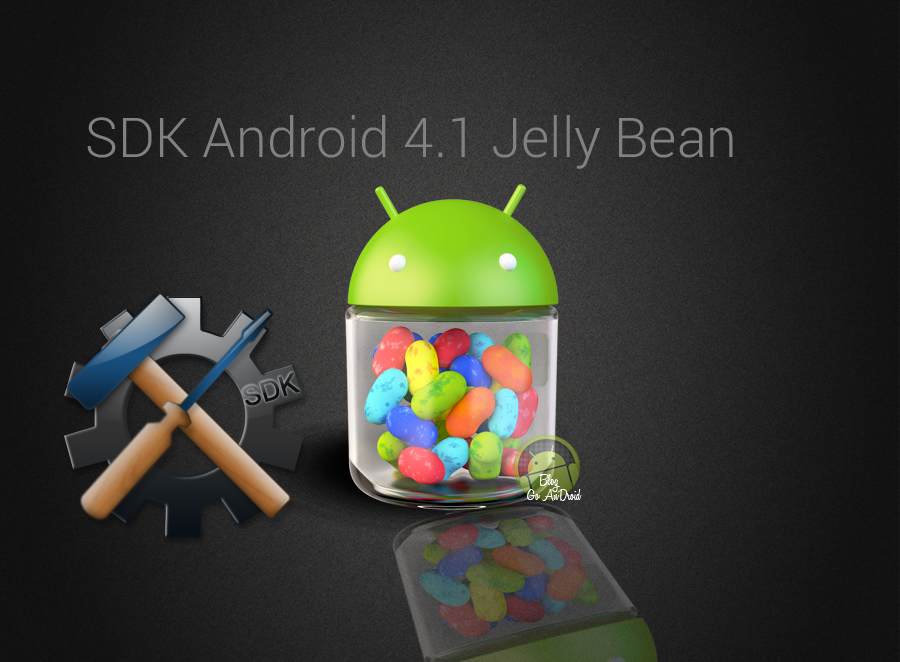 Google Launches SDK Full of Jelly Bean