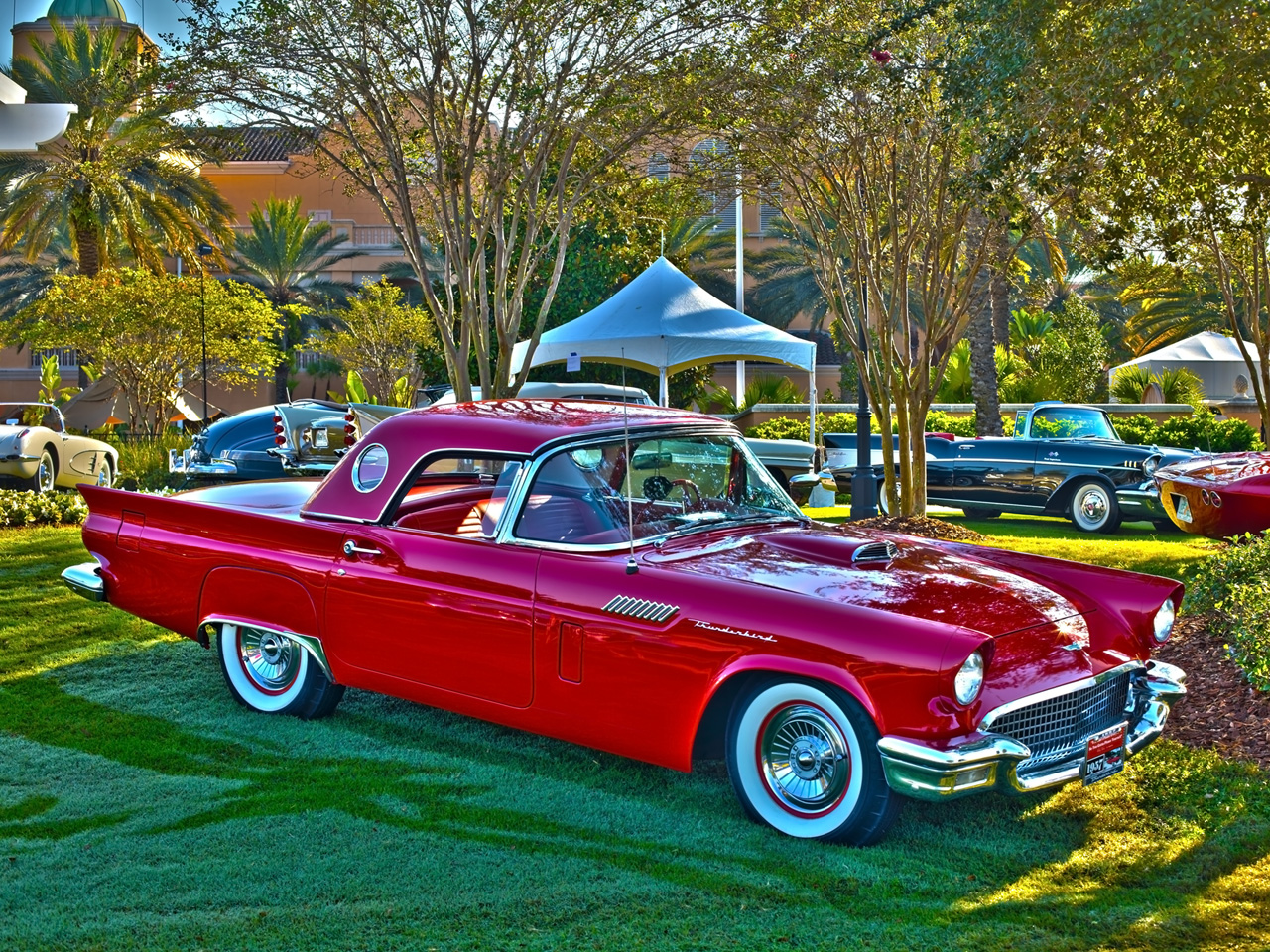 Ford Fusion Rs >> Ford Cars: Ford Thunderbird 1957
