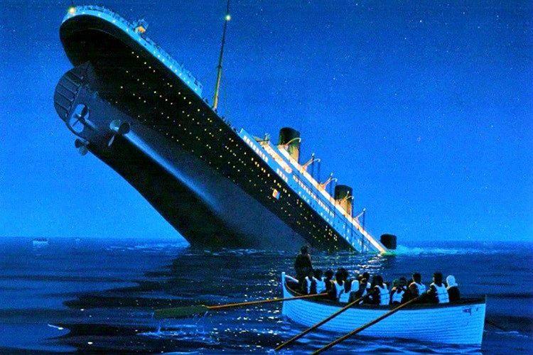 269 metre uzunluğundaki Titanik yıkılmaz görünüyordu, inşası için 7.500.000 dolar harcanmıştı.