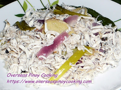 Paksiw na Dulong, Silverfish Cooked in Vinegar Recipe