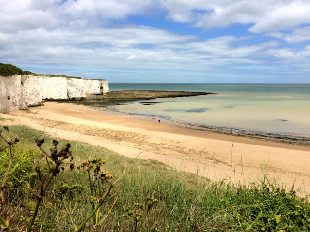 A Coastal Walk from Ramsgate to Margate
