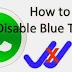 Cara Mematikan centang biru di whatsapp dengan mematikan Fitur Send Receipts (Double Centang Biru) Tanda Penerimaan Baca di WhatsApp , Begini Caranya