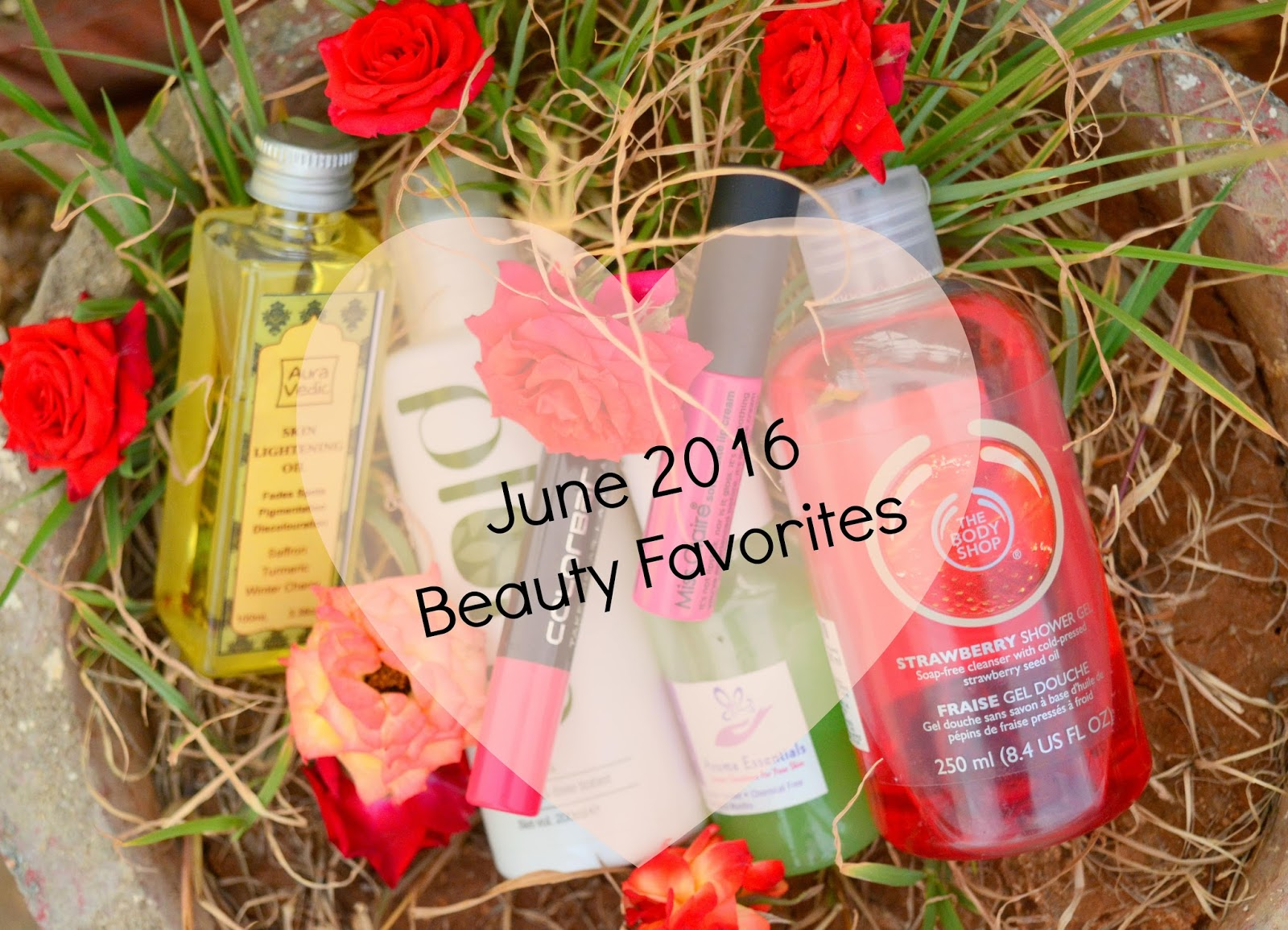 Monthly Beauty Favorites | June 2016