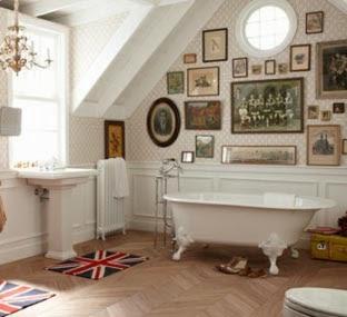 baño inglés
