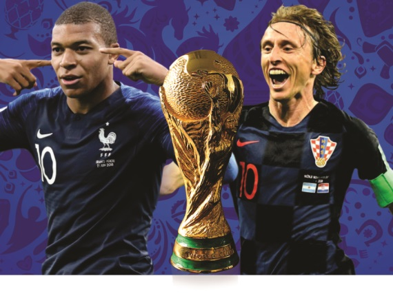 Croatia vs France  – Preview – World Cup 2018