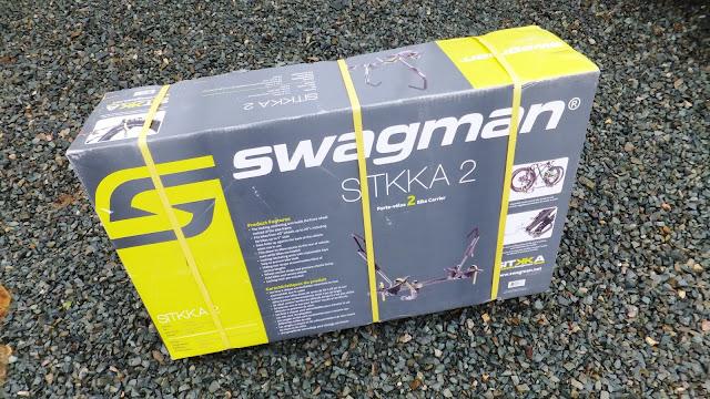 Swagman Sitkka 2 Zero Frame Contact Fatbike Rack Review Box