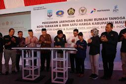 Pertamina Realisasikan Titik Ke- 7 BBM Satu Harga di Kalimantan Utara