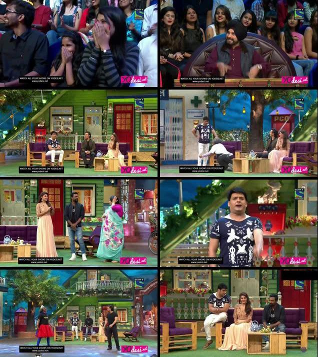 The Kapil Sharma Show 20 August 2016 HDTV 480p