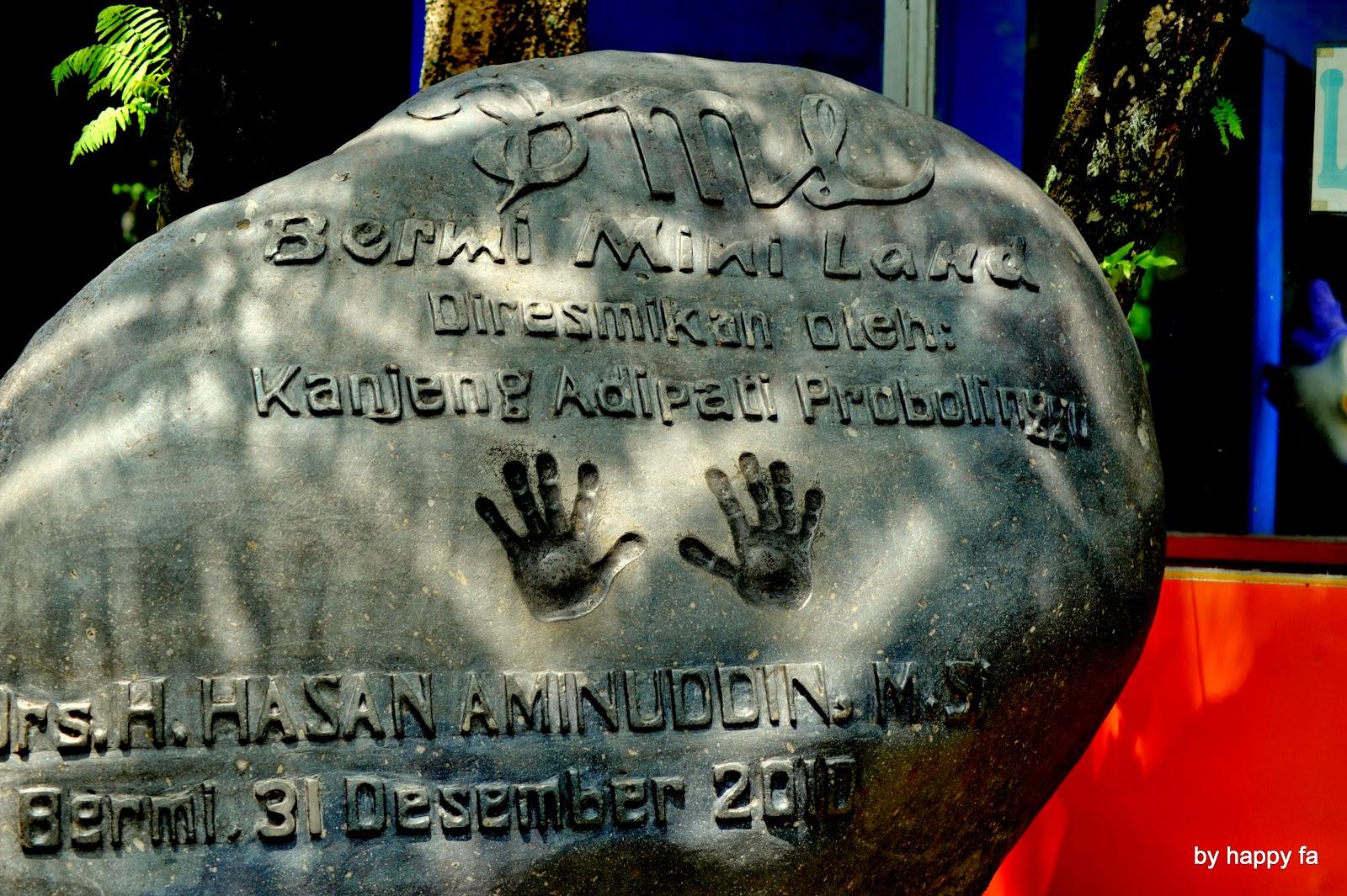 Bermi Mini Land (BML), Kabupaten Probolinggo