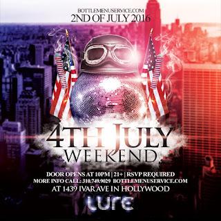 Lure Nightclub 2016 July 2