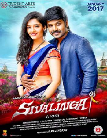 Sivalinga 2017 UNCUT Hindi Dual Audio HDRip Full Movie Download