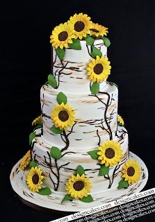 designcakes2 - Bolo de Casamento Clássico - Inspirações
