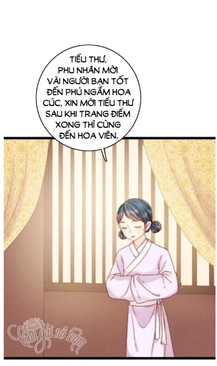 Nàng Phi Cửu Khanh - Thần Y Kiều Nữ chap 22 - Trang 5