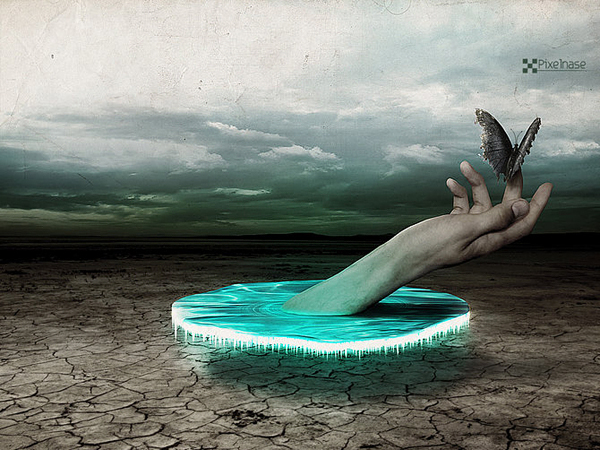 Arte digital surrealista