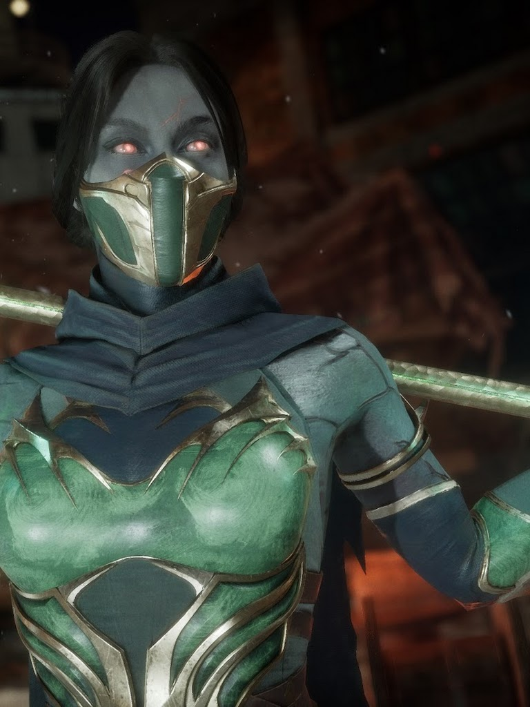 Jade Mortal Kombat 11 4k Wallpaper 228