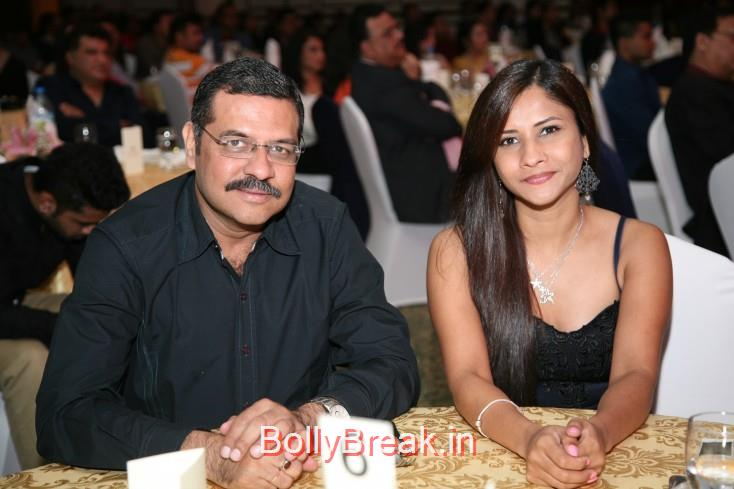 Manish Mehrotra and Nadia Drozaui
