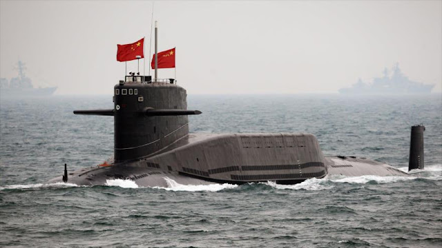 """""""China y Rusia amenazan militarmente a Japón en zona en disputa"""""""