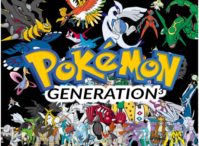 Here are the Gen 3 Legendary, Mythical, Baby, and Regional Exclusive Pokemon