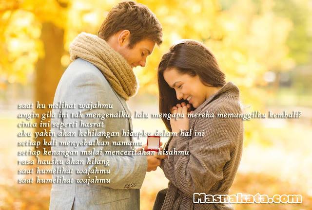Puisi Cinta dan Romantis untuk Istri / Suami Tersayang