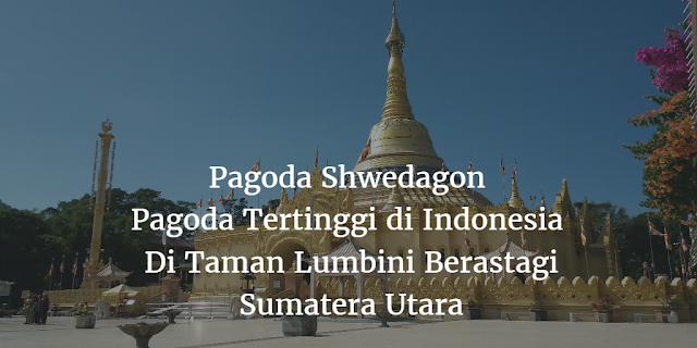 replika pagoda schedagon di indonesia