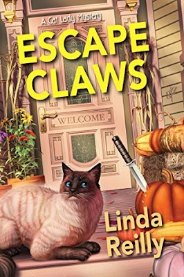 Bea's Book Nook, Review, Escape Claws, Linda Reilly