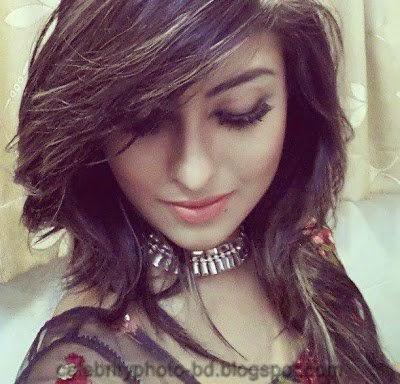 Sexy Anika Kabir Shokh's Hot Stylish Beautiful Wallpaper, Photos & Images Download