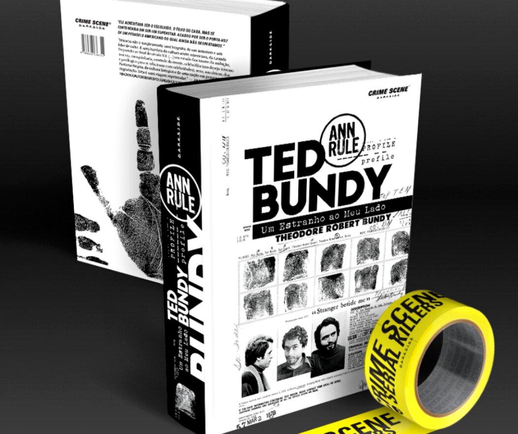 Resenha: Ted Bundy, um estranho ao meu lado, de Ann Rule