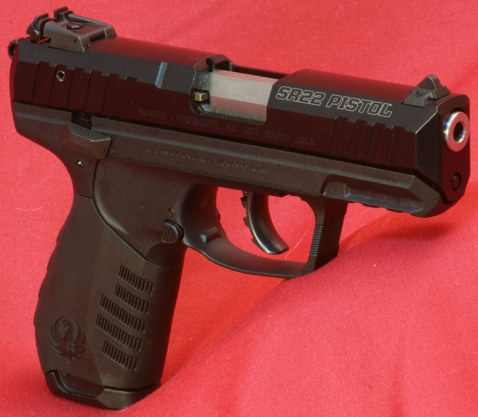 Gunsumer Reports Ruger Sr22 Pistol Review Reader S Comments