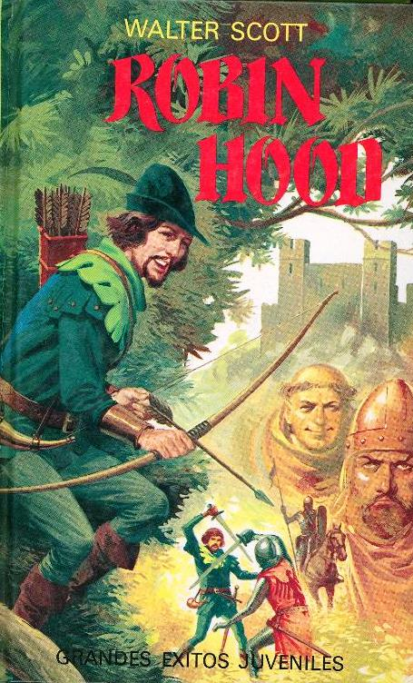 Robin Hood – Walter Scott