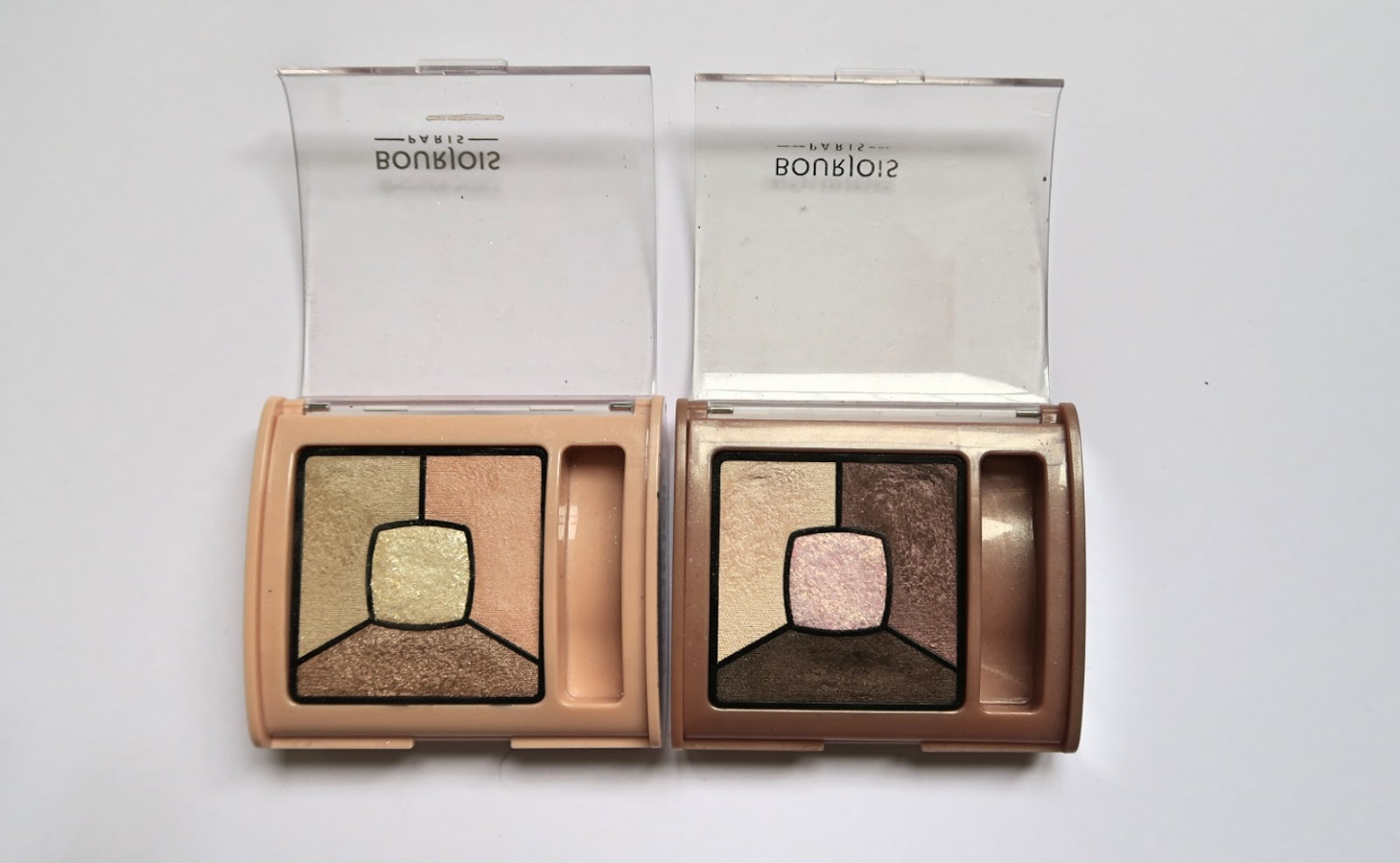 Bourjois Smokyy Stories Quads