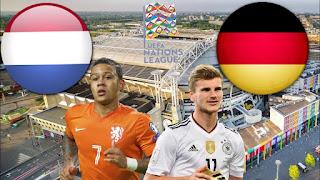 Германия – Нидерланды прямая трансляция онлайн 19/11 в 22:45 по МСК.