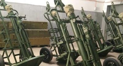Взрыв миномета на полигоне унес жизни 4 военнослужащих