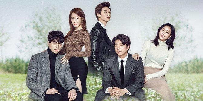 7 Drama Korea Genre Fantasi Yang Wajib Ditonton
