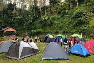 Camping Ground ciwangun indah camp