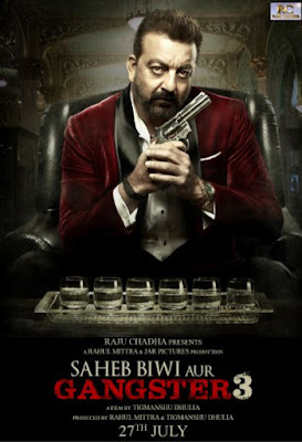 Saheb, Biwi Aur Gangster 3 First Look Poster