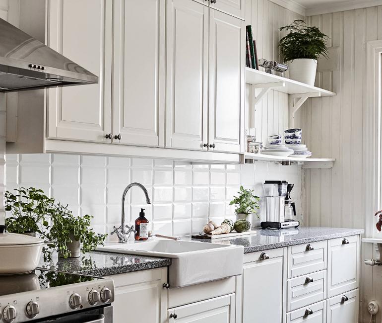 cocina pinterest estantes vistos