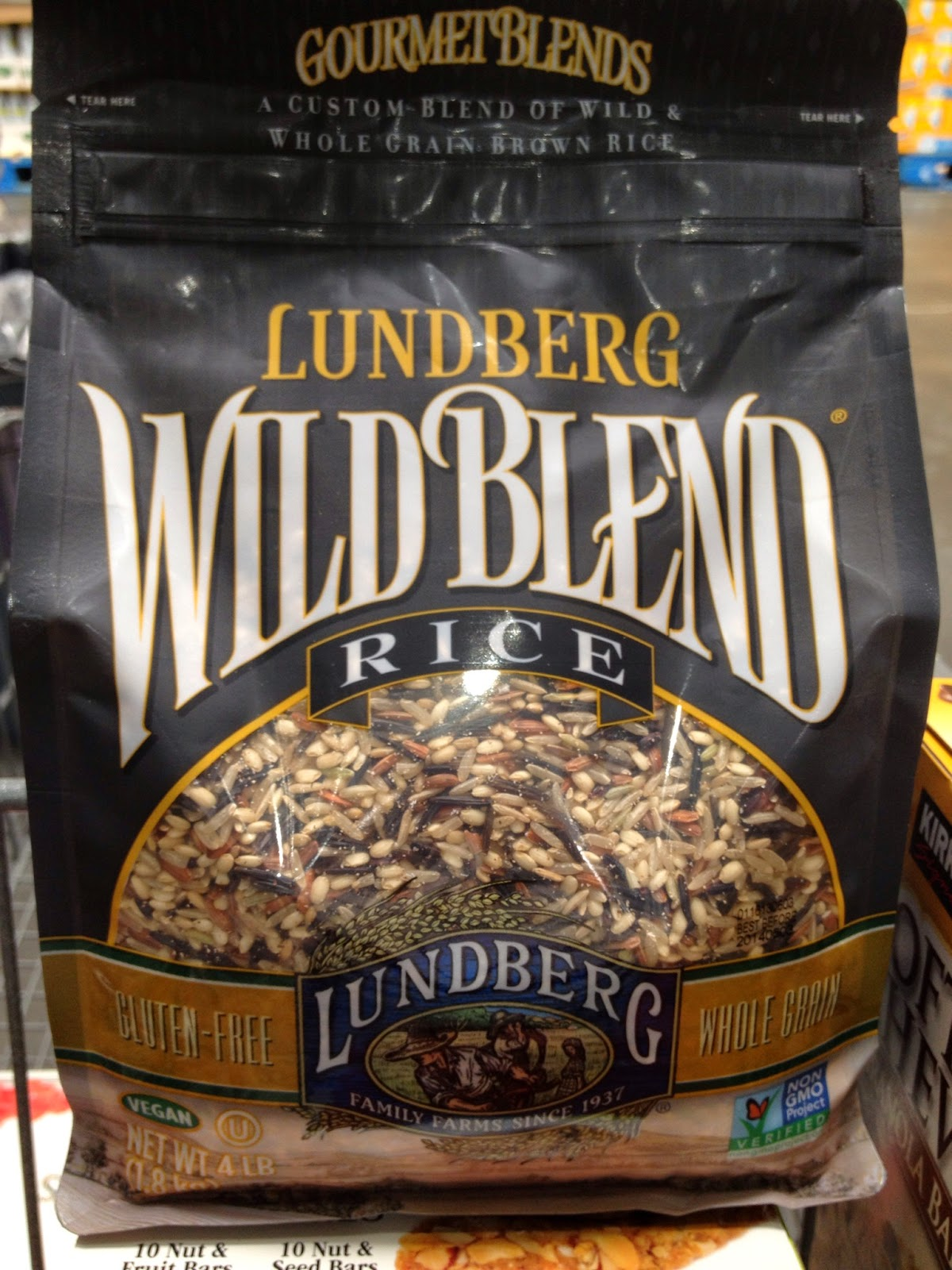 Do You Really Know What You're Eating?: Non-GMO wild rice ...