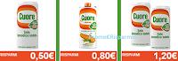 Logo Olio Cuore : 20€ di buoni sconto da stampare