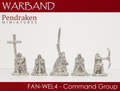 FAN-WEL4 - 5-man Command Group