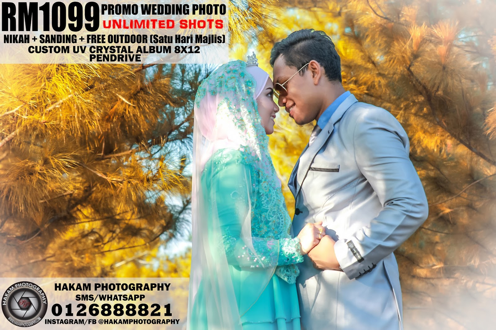 Wedding photography promotion in malaysia