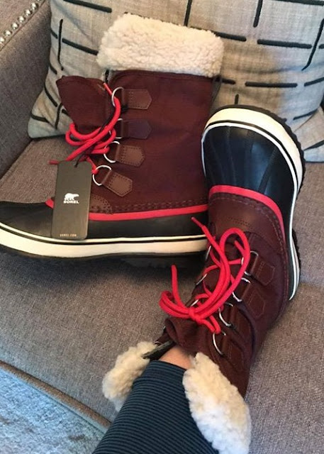 Amazon: SOREL Carnival Snow Boots only $50 (reg $130) + Free Shipping!