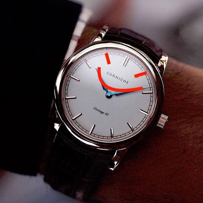 Anúncios de Relógios Roso Sorridente