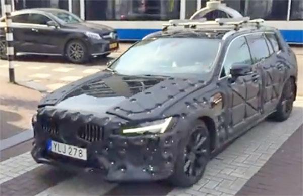 Burlappcar All New 2018 19 Volvo V60