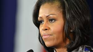 US first lady Michelle Obama has denounced Republican Donald Trump and passionately backed Hillary Clinton at the Democratic National Convention in Philadelphia.