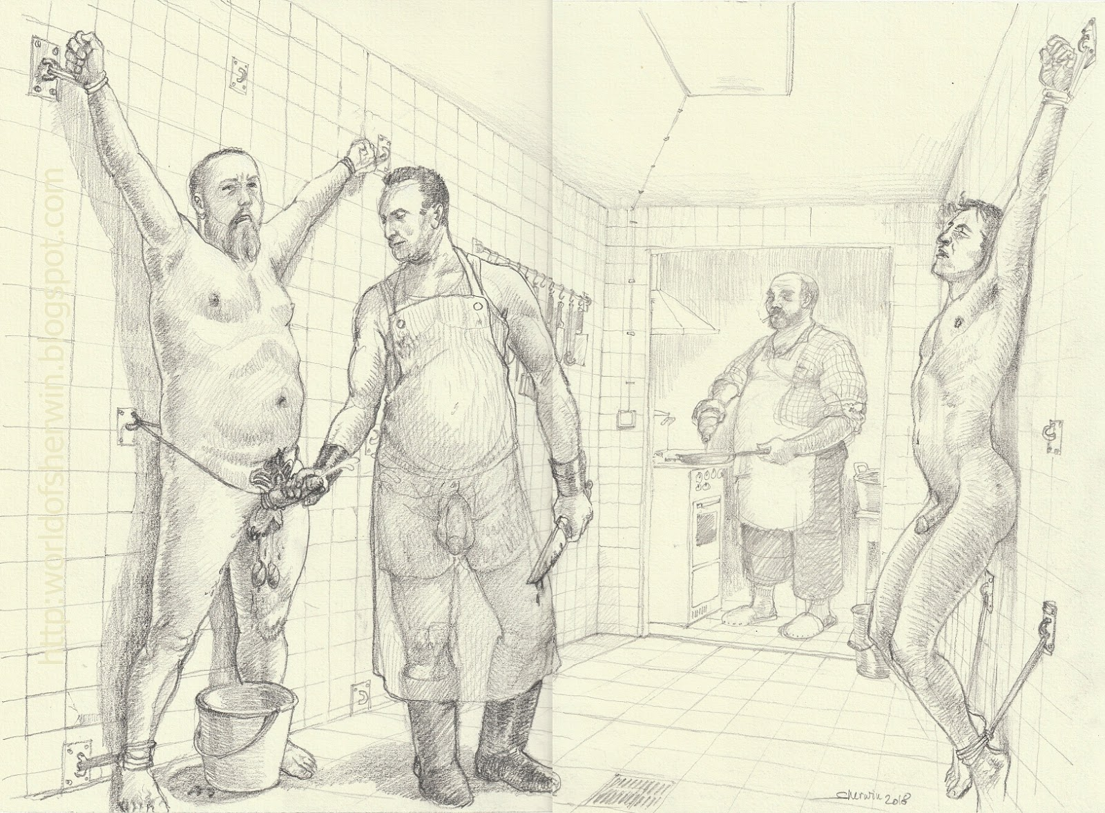Gay castration cbt